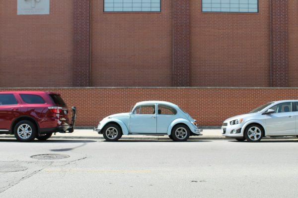 015 - 1968 Volkswagen Beetle CC