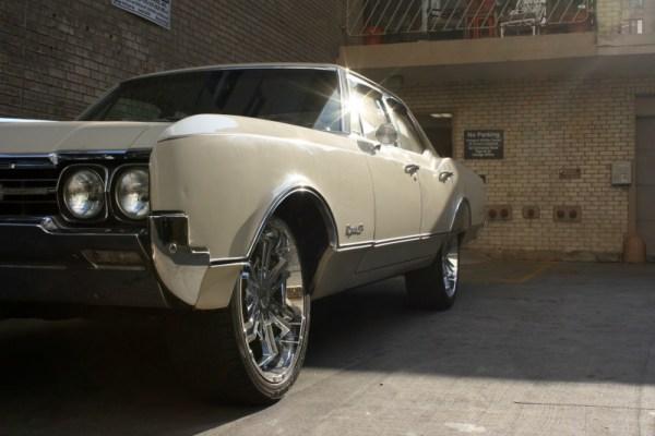027 - 1966 Oldsmobile Dynamic 88