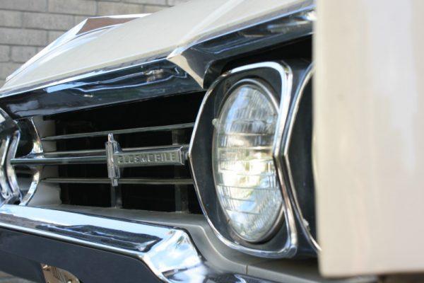 030 - 1966 Oldsmobile Dynamic 88 CC