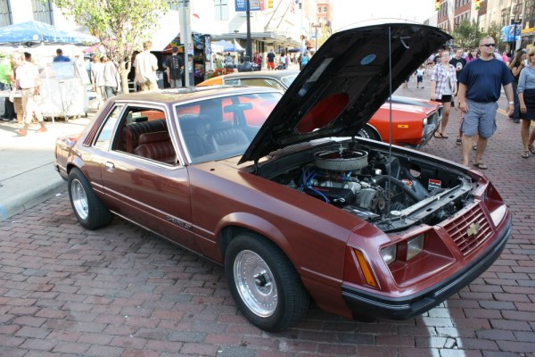 165 - 1983 Ford Chevy Frankenstang CC