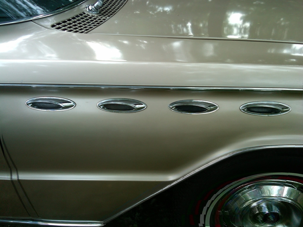 Car Show Classic 1961 Buick Electra How Would You Like Your Four Convertible 1961buickelectra02