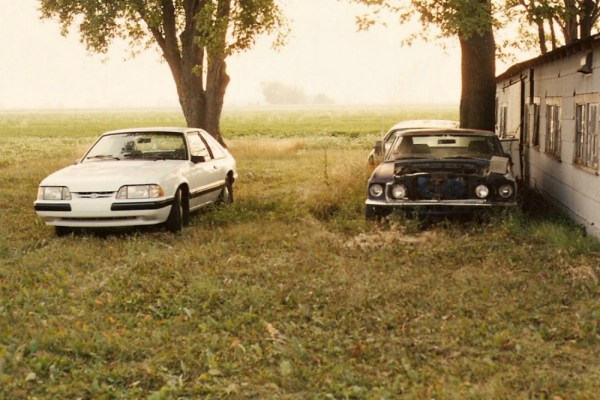1969 and 1988 Ford Mustangs CC