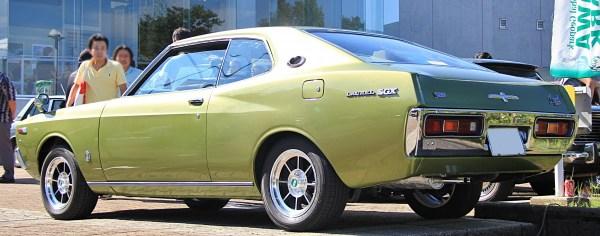1974_Nissan_Laurel_Hadtop_2000SGX_rear