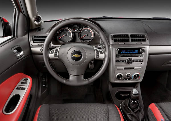 2008 Chevrolet Cobalt SS Coupe