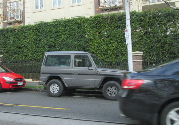 Mercedes Benz G swb