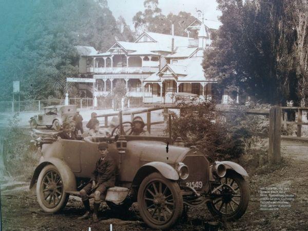 Old Narbethong photo