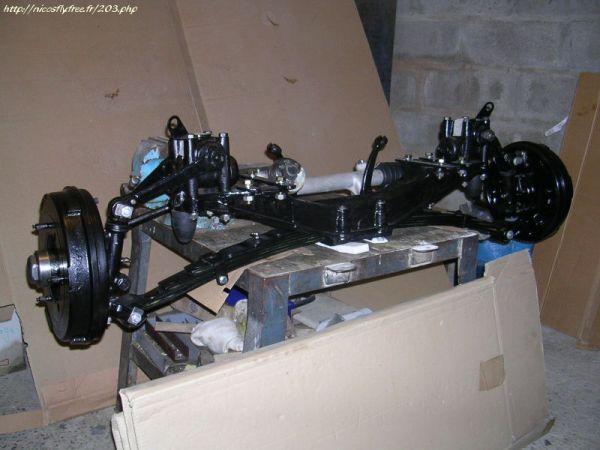 Peugeot 203 fr susp
