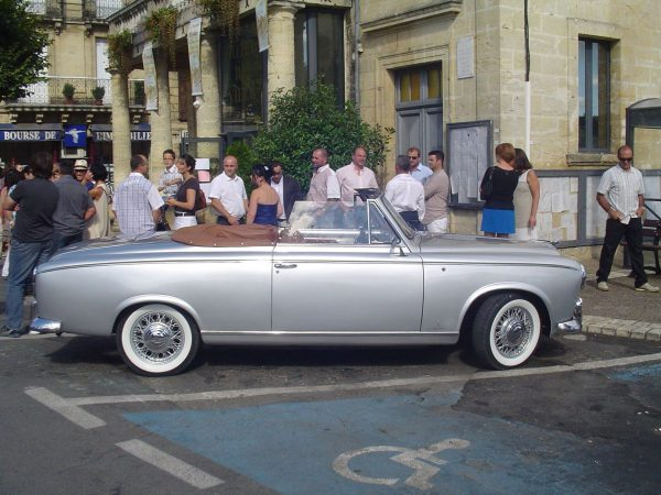 Peugeot 403 Cabrio s