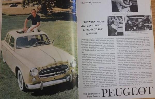 Peugeot 403 RT