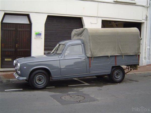 Peugeot 403 pickup