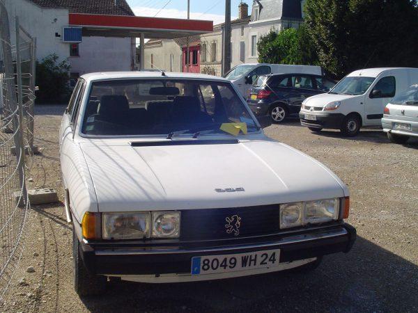 Peugeot 604 RC ff