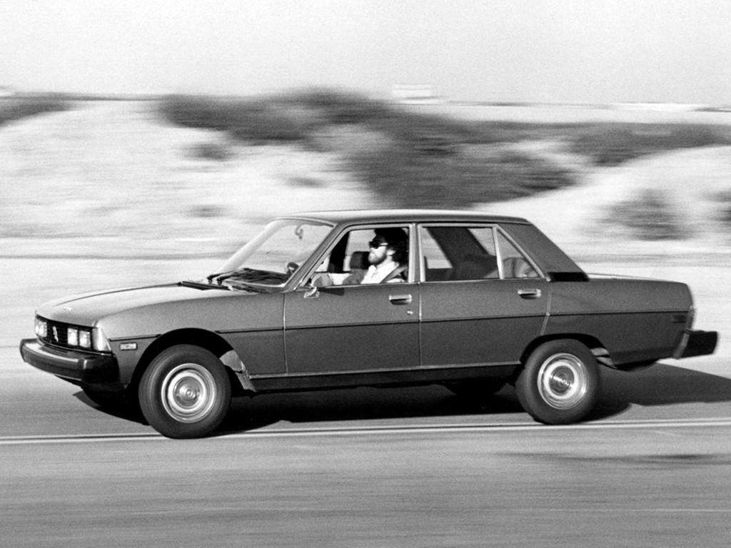 Peugeot 604 speed