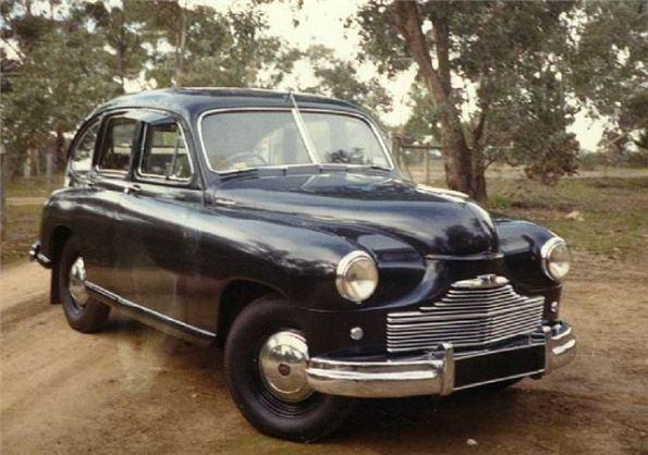 Standard Vanguard (1)