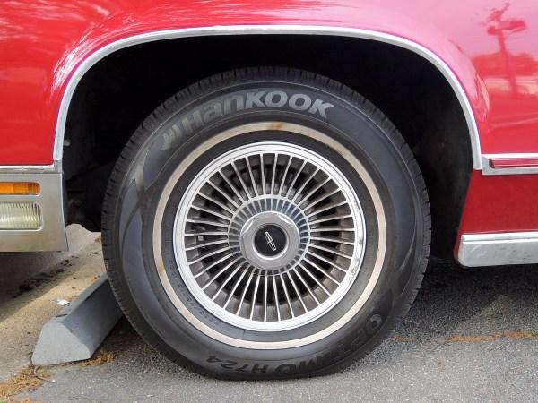Wheel F