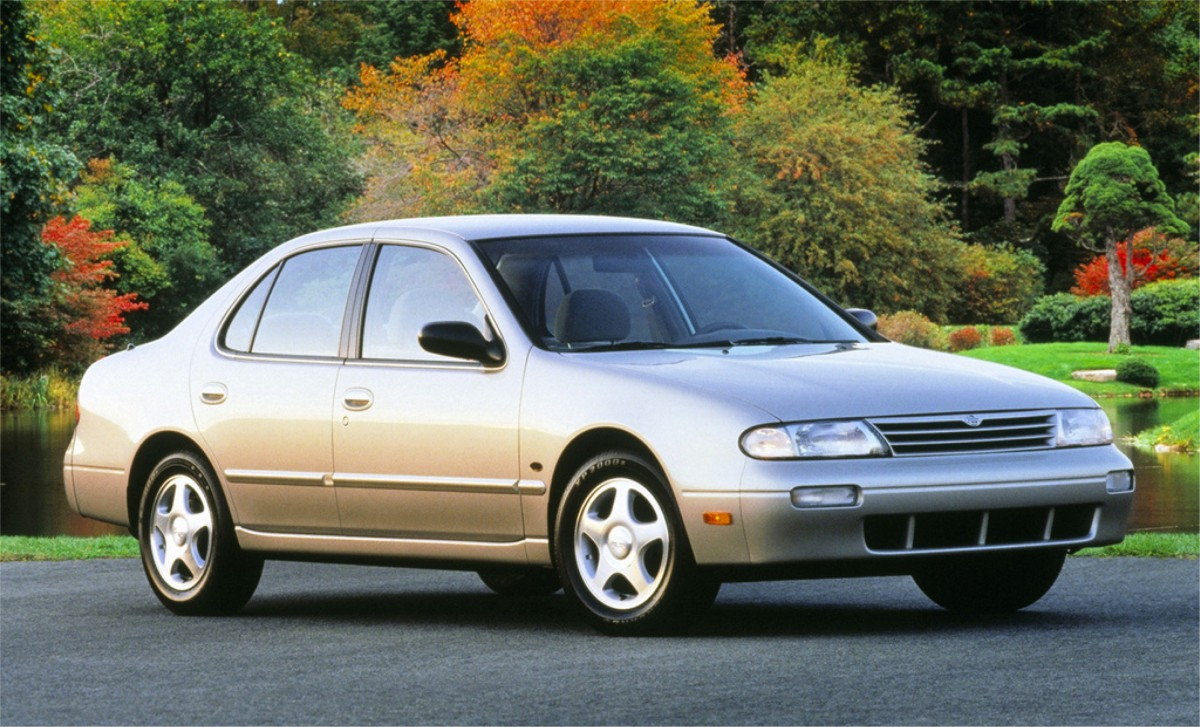 Altima Gxe 1998 >> Curbside Classic: 1999 Nissan Altima – Call It A Product Of The Lost Decade