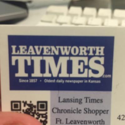 leavenworth times