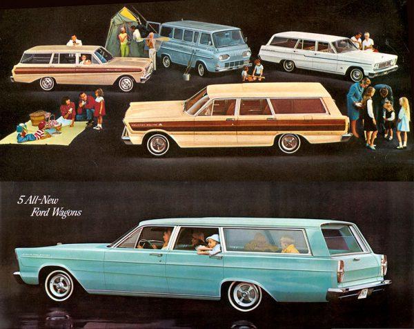 wagon range