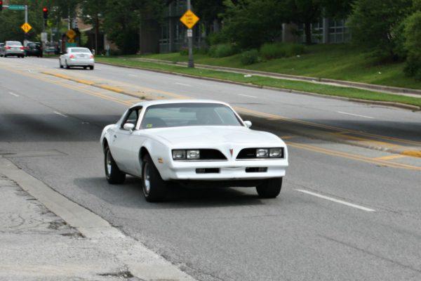 005 - 1977 Pontiac Firebird Formula CC