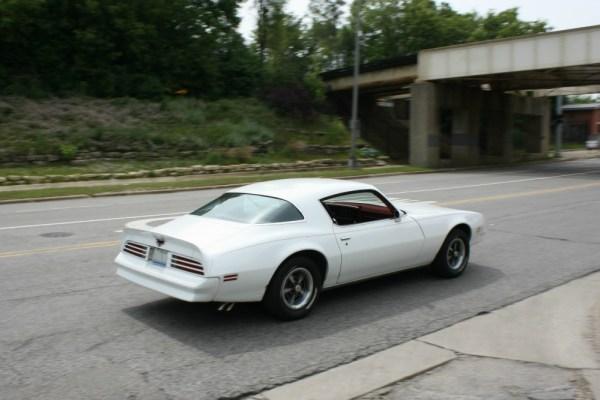006 - 1977 Pontiac Firebird Formula CC