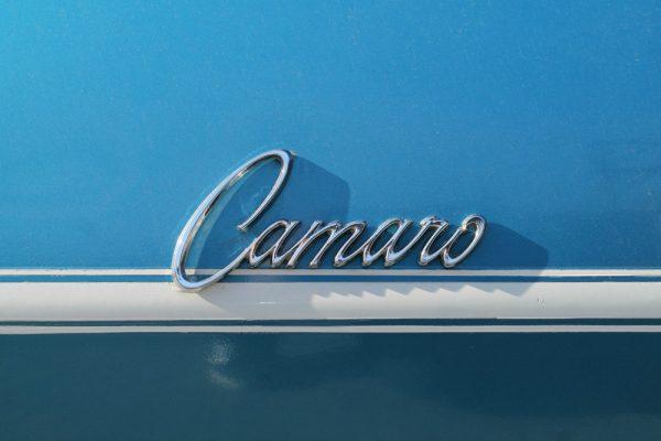 061 - 1968 Chevrolet Camaro Convertible CC