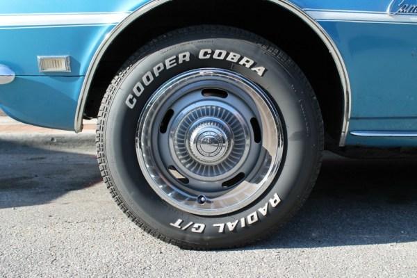066 - 1968 Chevrolet Camaro Convertible CC