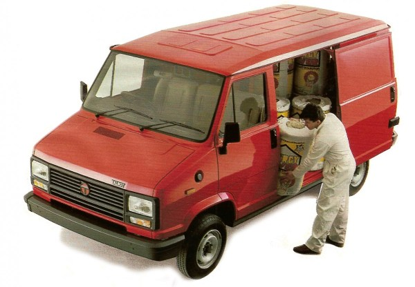 The Express, a badge-engineered Fiat Ducato / Peugeot J5, was an ignominious curtain call for a historic brand. These were popular in Britain as camper vans; decent ones still command fairly high prices.