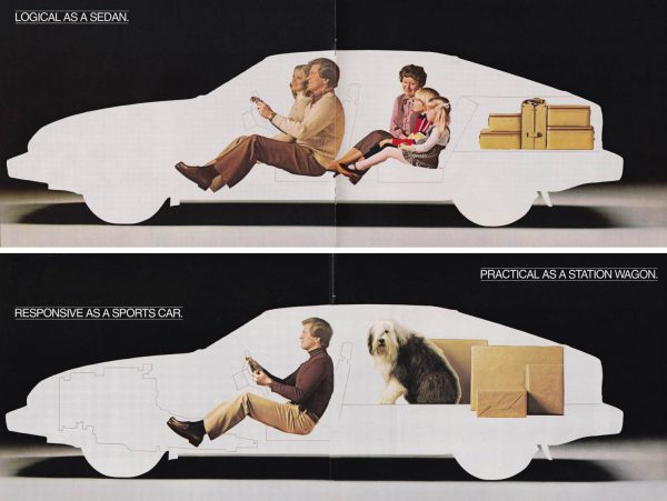 1980 Rover Brochure Outtake