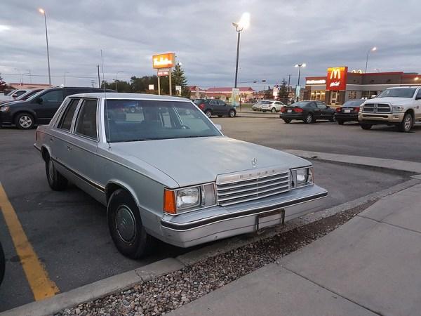 1982 Dodge Aries 1