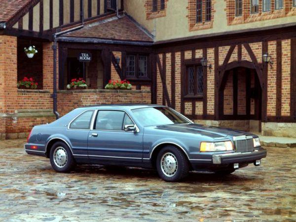 1984 Mark VII LSC
