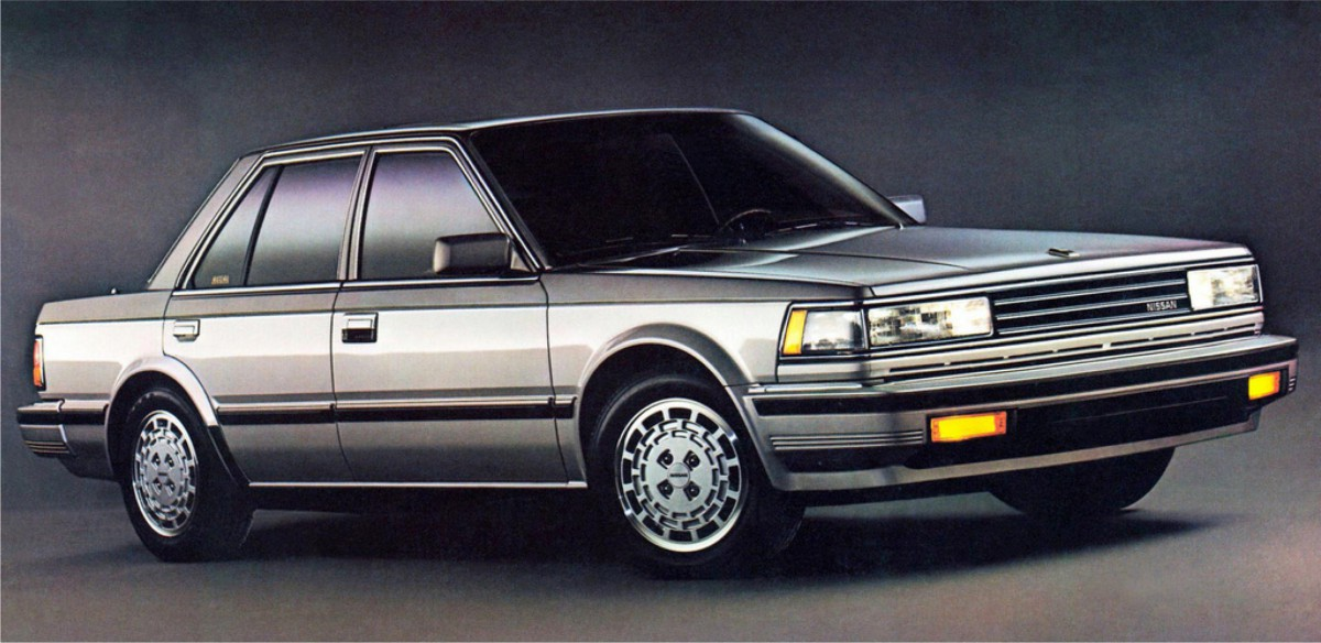 Amazing Since Its Introduction For The 1981 Model Year, Maxima Has Always Signified  The Nissan Brandu0027s Largest And Most Luxurious Sedan In North America.