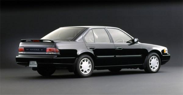 1989 Maxima SE rear