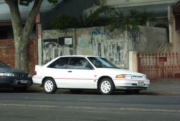 1990 Ford Laser TX3 KH