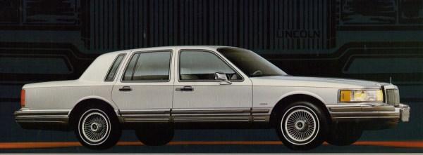1990 Town Car