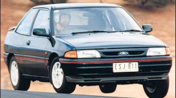 1991 Ford KH Laser TX3 Turbo awd
