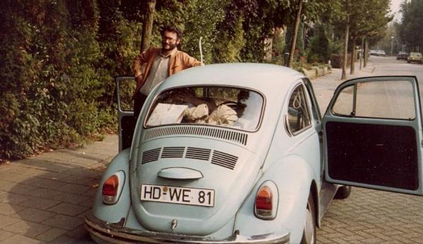 '71 VW 1302 Utrecht