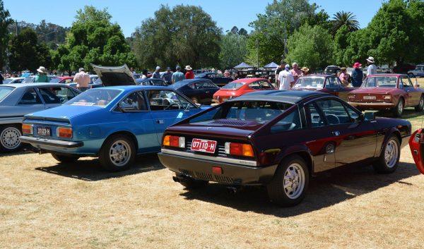 Beta Coupe Monte Carlo rear
