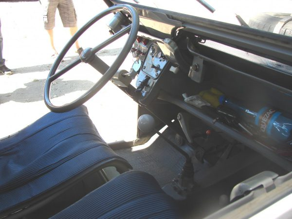 Citroen 2CV bi-motor 2