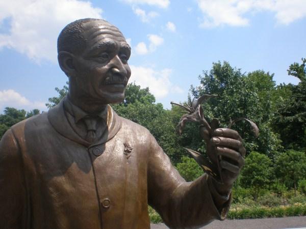 George Washington Carver Statue