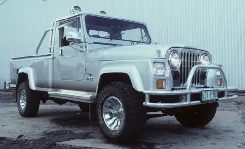 Jeep-CJ10 custom Jeep Australia built