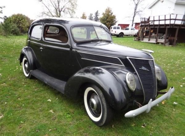 Automotive History: The Small Ford Flathead V8 (V8-60), Part One