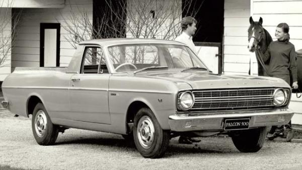 Ford AUS Falcon XR 1966 ute