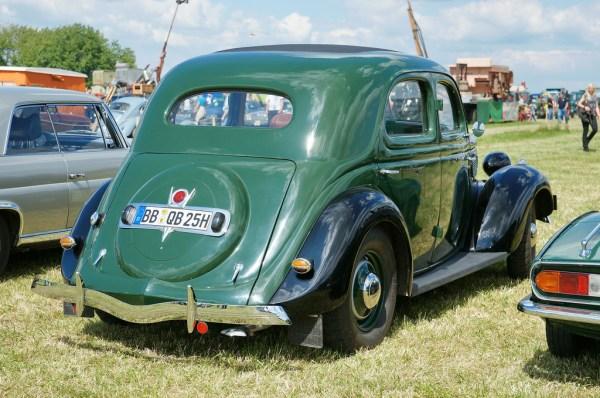 1936 Matford V8-62 Alsace 13 CV