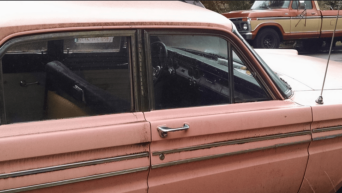 Cohort Outtake: 1964 Mercury Comet 404 – Pretty In