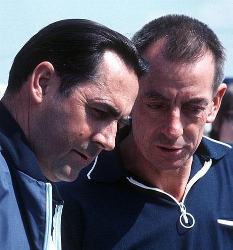 Portrait Tauranac Brabham