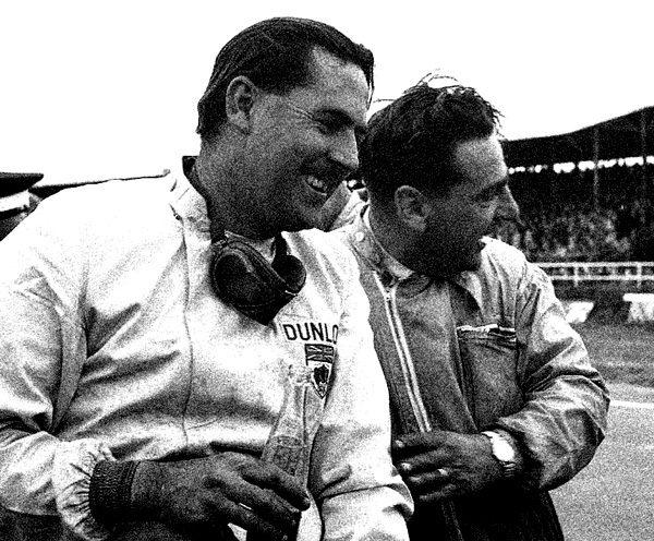 RG 638 - Jack Brabham (winner), John Cooper and Bruce McLaren