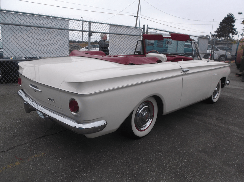 "Cohort Outtake: Rambler American 400 Convertible – ""America\'s ..."