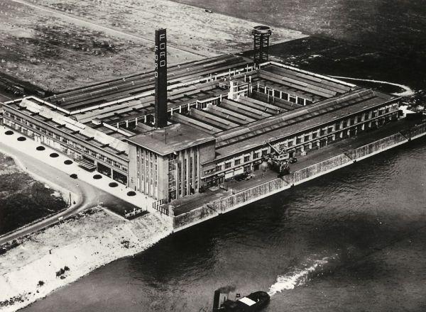 80 Jahre Ford-Produktion in Kšln: Vom A-Modell zum Ford Fiesta