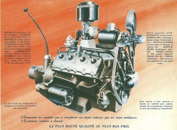 Automotive History The Small Ford Flathead V8 V8 60
