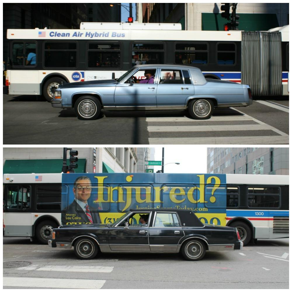 Classics In Traffic 1985 Cadillac Fleetwood Brougham 1989 Lincoln