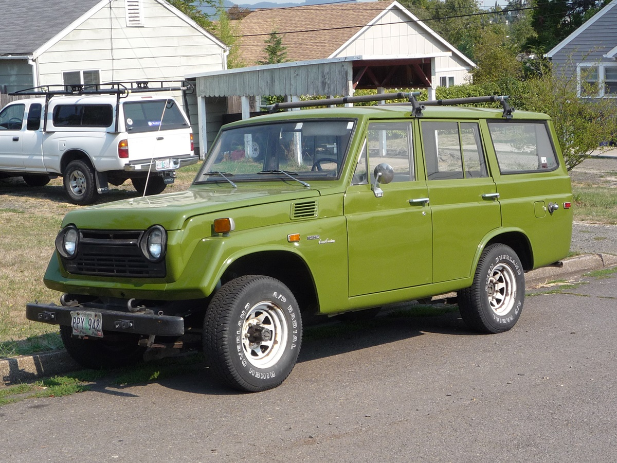 Curbside Classic: 1984 Toyota 4Runner – Beginning Of A Long Line